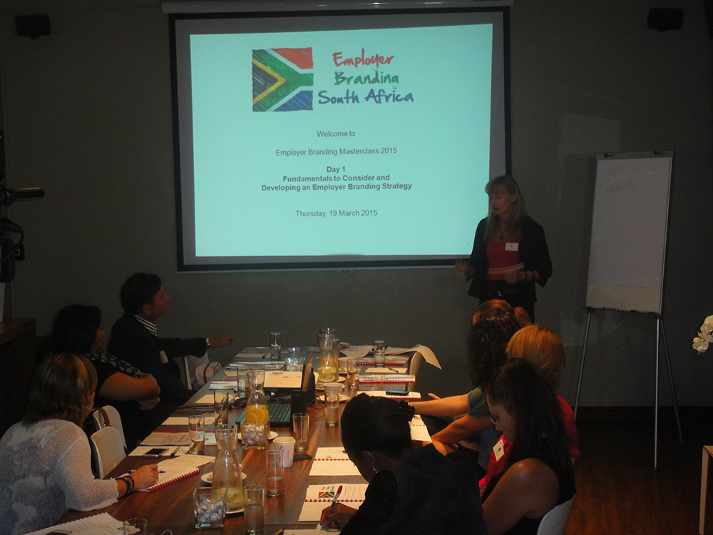 employer branding sa training