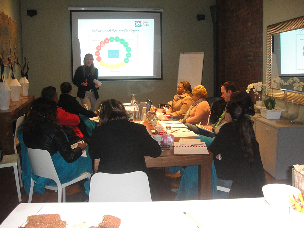 Employer Branding Masterclass (Cape Town) – July 2015