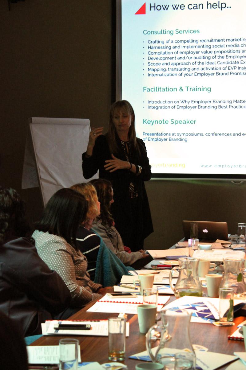 employer branding training