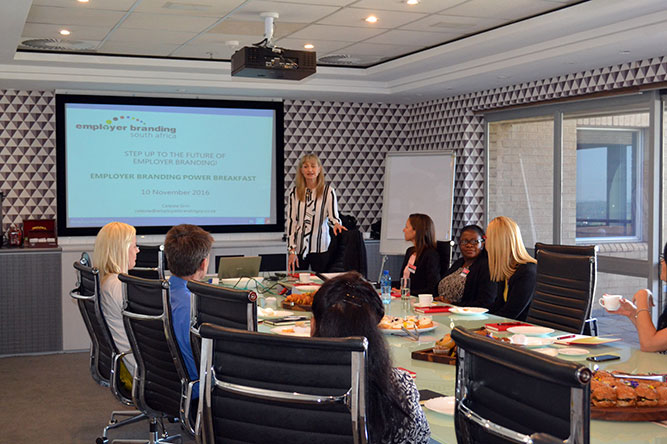 Employer Branding Power Breakfast – November 2016