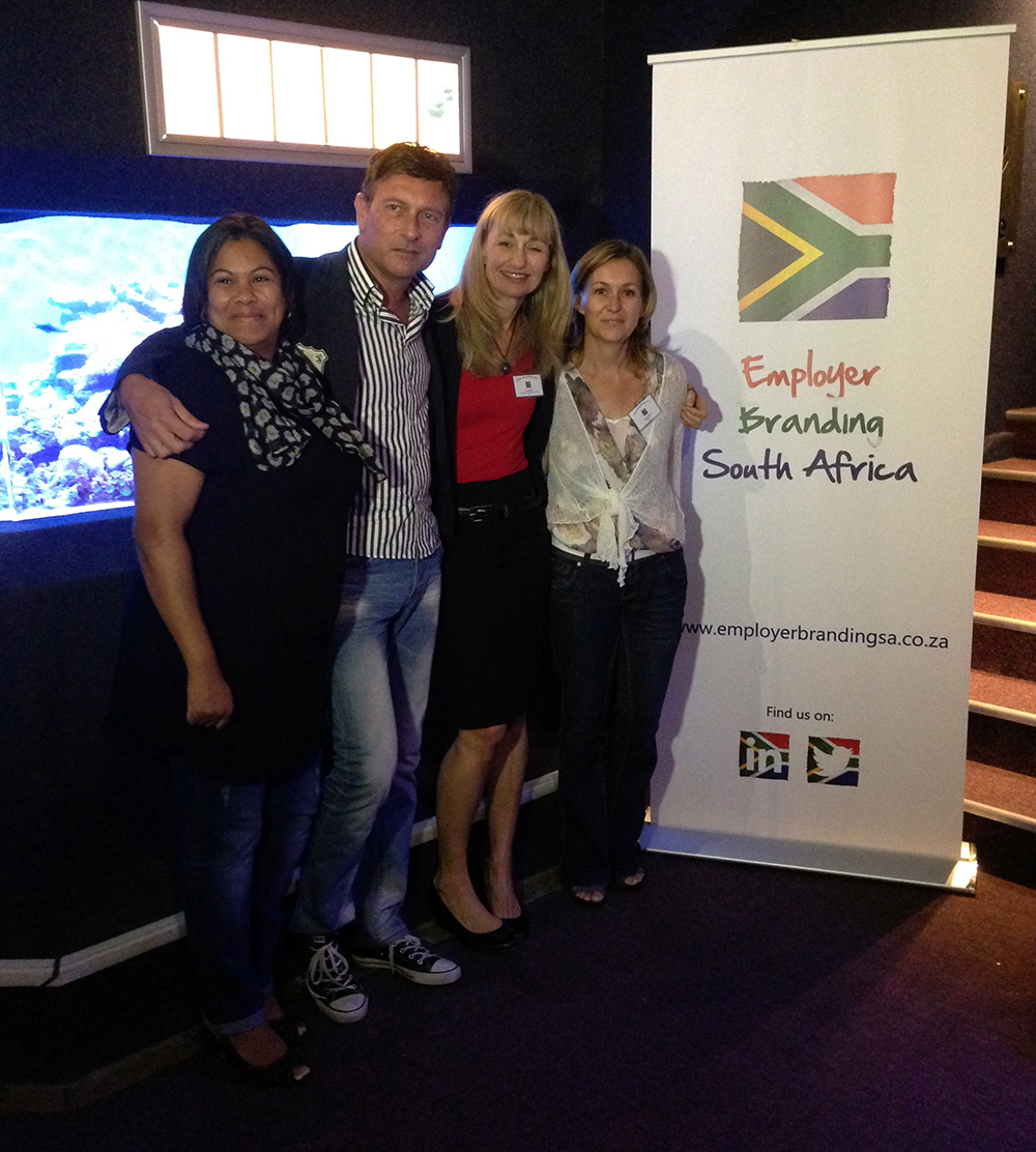 Inaugural Employer Branding Masterclass (Cape Town) – March 2015
